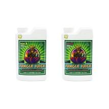 Advanced Nutrients Jungle Juice 2-Part Grow Part A+B Soil Amendments, 1 L - $41.88