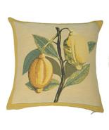 Lemon II Belgian Sofa Pillow Cover - $34.00
