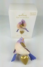 Hallmark Ornament Twelve Days Of Christmas Two Turtle Doves 2012 - $11.83