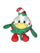 Disney Store Round Elf Donald Duck Plush - $7.50