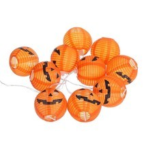 String Lights Halloween Pumpkin LED Decoration Lights Party Home Accesso... - €9,22 EUR