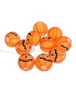 String Lights Halloween Pumpkin LED Decoration Lights Party Home Accesso... - £8.32 GBP