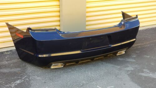 11-14 Dodge Charger Rear Bumper Cover