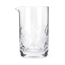 Cocktail Mixing Glass, Professional Extra Large Crystal Vintage Mixing G... - $727,56 MXN