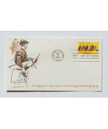 Kentucky Derby Racing Stamp, First Day of Issue, Cover - 100th day anniv... - $12.00