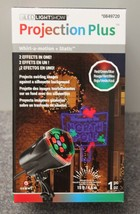 CHRISTMAS LIGHT SHOW PROJECTION PLUS Whirl Static Yard Decorations North... - ₨1,908.57 INR