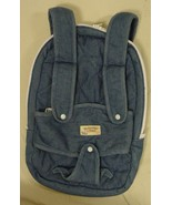 Kinderland Backpack Cotton Female Kids  Blue Solid 57-610KL - $18.45