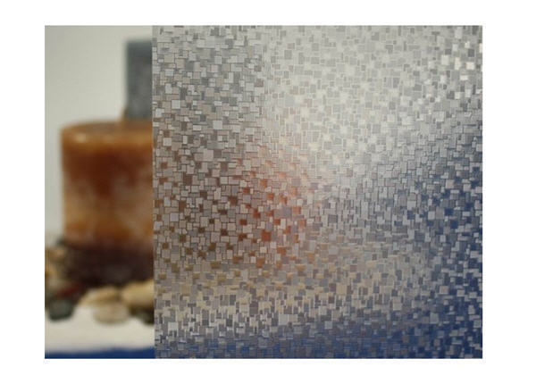 "Primary image for Mini Random Tiles Static Cling Window Film, 36"" Wide x 10 ft"