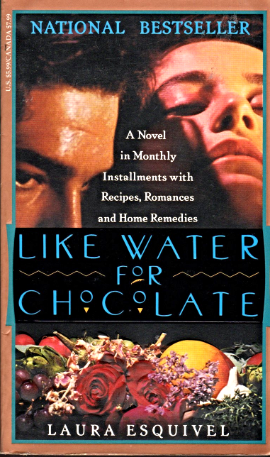 a fantasy love story in like water for chocolate by laura esquivel Like water for chocolate summary first published in 1989, laura esquivel's first novel, como agua para chocolate: novela de entregas mensuales conrecetas, amores, y remedios caseros like water for chocolate by laura esquivel born in 1950 in mexico, laura esquivel began her career as a.