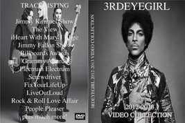 Prince 3rd Eye Girl Dvd Video Collection Hd and 50 similar items