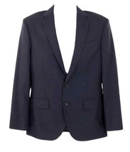 J Crew Men's Crosby Suit Jacket with Center Vent in Italian Wool Navy B2... - $156.39