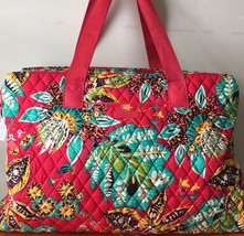 NWT Vera Bradley Triple Compartment Travel Bag --RUMBA - $64.99