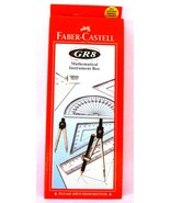Faber-Castell  Mathematical Instrument Box  Geometry Box  Compass Divider - $9.03