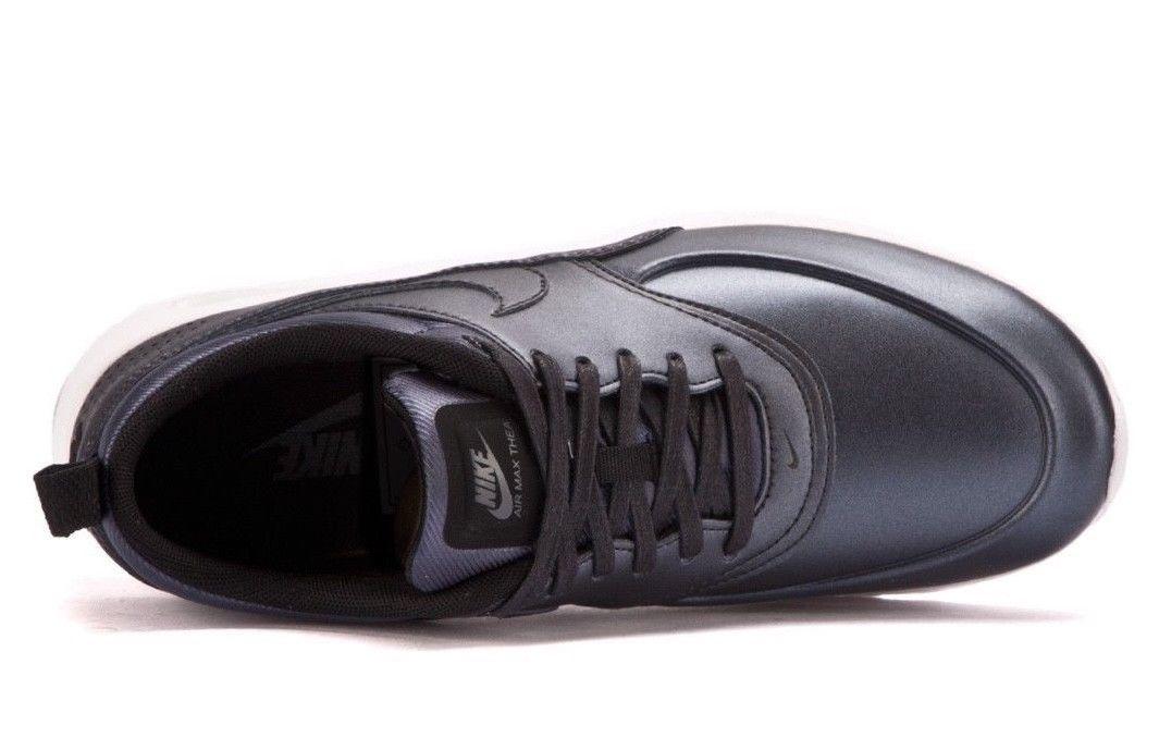 wholesale dealer ab25f 32513 New Nike AIR MAX THEA METALLIC HEMATITE Wmn USszs  6  7.5  9.5 Light