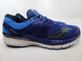 Saucony Triumph ISO 3 Size US 10 M (D) EU 44 Men's Running Shoes Blue S20346-1