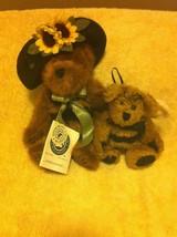 BOYDS--BUMBLE B. BUZZOFF--#91773  / BABY BEE---FREE SHIP--VGC - $23.38