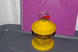 Vintage Williamson County Bank Coin Advertising Bank Franklin Fairview T... - $21.00