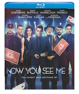 Now You See Me 2 (Blu-ray) - $2.95