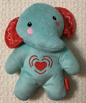 Fisher Price BLUE ELEPHANT Calming Vibrations Soother - BFL65, Great Shape! - $39.60