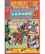 Justice League of America Comic Book #116, DC Comics 1975 VERY FINE - $31.85