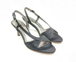 "Nina ""Halena"" Women's Size 7.5M Black Fabric Uppers New With Box - $29.99"
