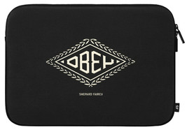 "Incase x Shepard Fairey Obey Ornament Black/Cream 15"" MacBook Pro Sleeve Case image 2"