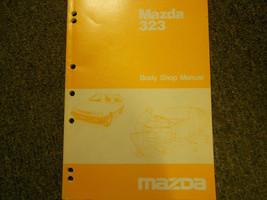 1988 Mazda 323 Bodyshop Service Shop Repair Manual FACTORY OEM BOOKS 88 - $14.84