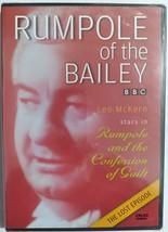 DVD  -  RUMPOLE  OF  THE  BAILEY  -   ( THE  LOST  EPISODE )  -  BBC LEO... - $3.00