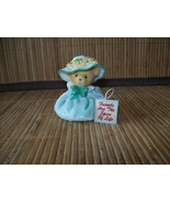 "2001 Cherished Teddies  Lady in Green ""Friends Are The Spice Of Life""  - $8.00"