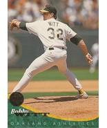 1994 Leaf #102 Bobby Witt - $0.50
