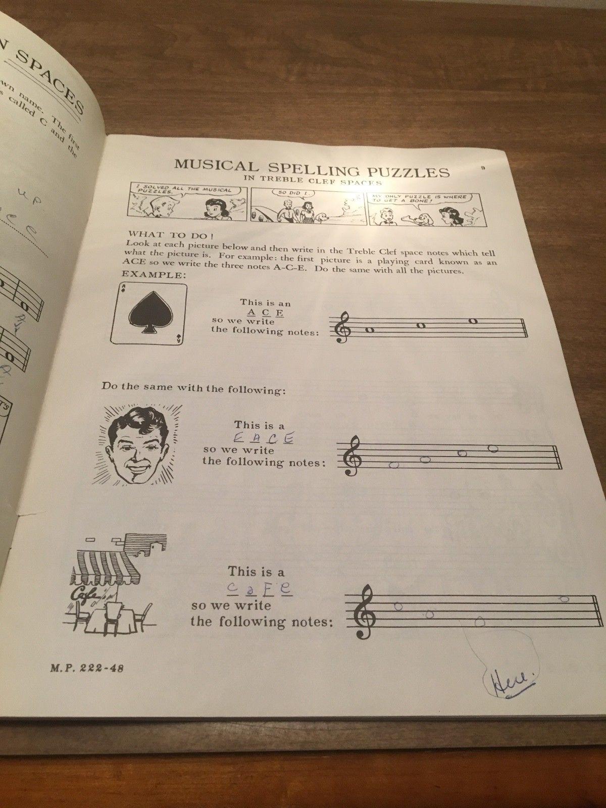 Theory is Fun by David Hirschberg Book One PB, 1950