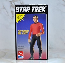 Star Trek TOS Chiel Engineer Mr. Scott Model Kit - $19.79