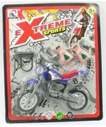 BOYS HAVE FUN TOYS Mini Finger Motor Stunt Bike Motor Cycle - $1.99
