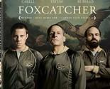Foxcatcher (Blu-ray Disc, 2015, Includes Digital Copy UltraViolet) NEW/SLIPCOVER