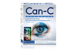 Can-C Eye Drops - 6 Boxes (Contains Twelve 5 ml Vials) - $187.11