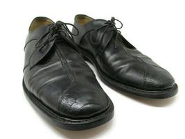 Belvedere Florence Men's Black Dress Shoes Size 9 M - $52.04