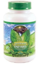 Youngevity Sirius Ultimate Enzymes 120 capsule bottle Free Shipping - $30.95