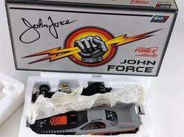 Revell John Force Castrol Aero Force Test Car Ford Mustang Funny Car 1:24 Nib - $79.19