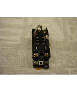 Omron Relay Socket PTF08A - $5.50