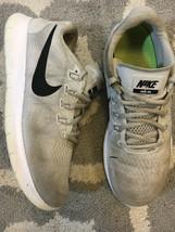 Nike Free RN 2017 White Black Pure Platinum Women's Running Shoes US 8.5... - $18.80