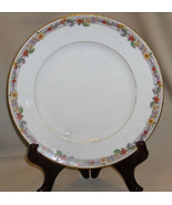 "8 Antique Vintage L.Bernardeau & Co China Luncheon Dinner Plates 9 1/8"" ... - $173.25"