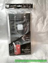 """Ice Bag Beverage Cooler Drink Chiller Wine/Champagne 10"""" X 4.5"""" Bi-Color - $8.88"""