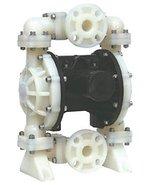 Double Teflon Diaphragms Air Pump PII.200T Chemical Industrial Polypropy... - $1,638.45