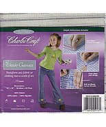 Waste Canvas 10 count 12x18 cut cross stitch ca... - $2.40