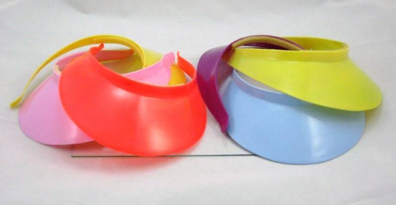 6 PINK RED BLUE YELLOW PURPLE GIRLS BOYS PARTY PLASTIC SUNVIORS fit 3-8 years