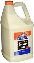 Elmer's E340NRSS School Glue Jar, Washable,1 gal Capacity, White GREAT F... - $149.00