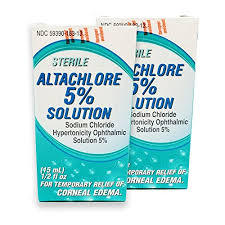 Altachore 5% sodium chloride drops
