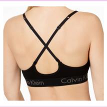 Calvin Klein Women's Unlined Convertible Cotton Bralette - $12.56