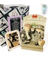 Pretty as Picture Kim Anderson figurine vtg NIB box friendship doorstep ... - $58.00