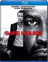 Safe House    (Blu-Ray)  New Packaging